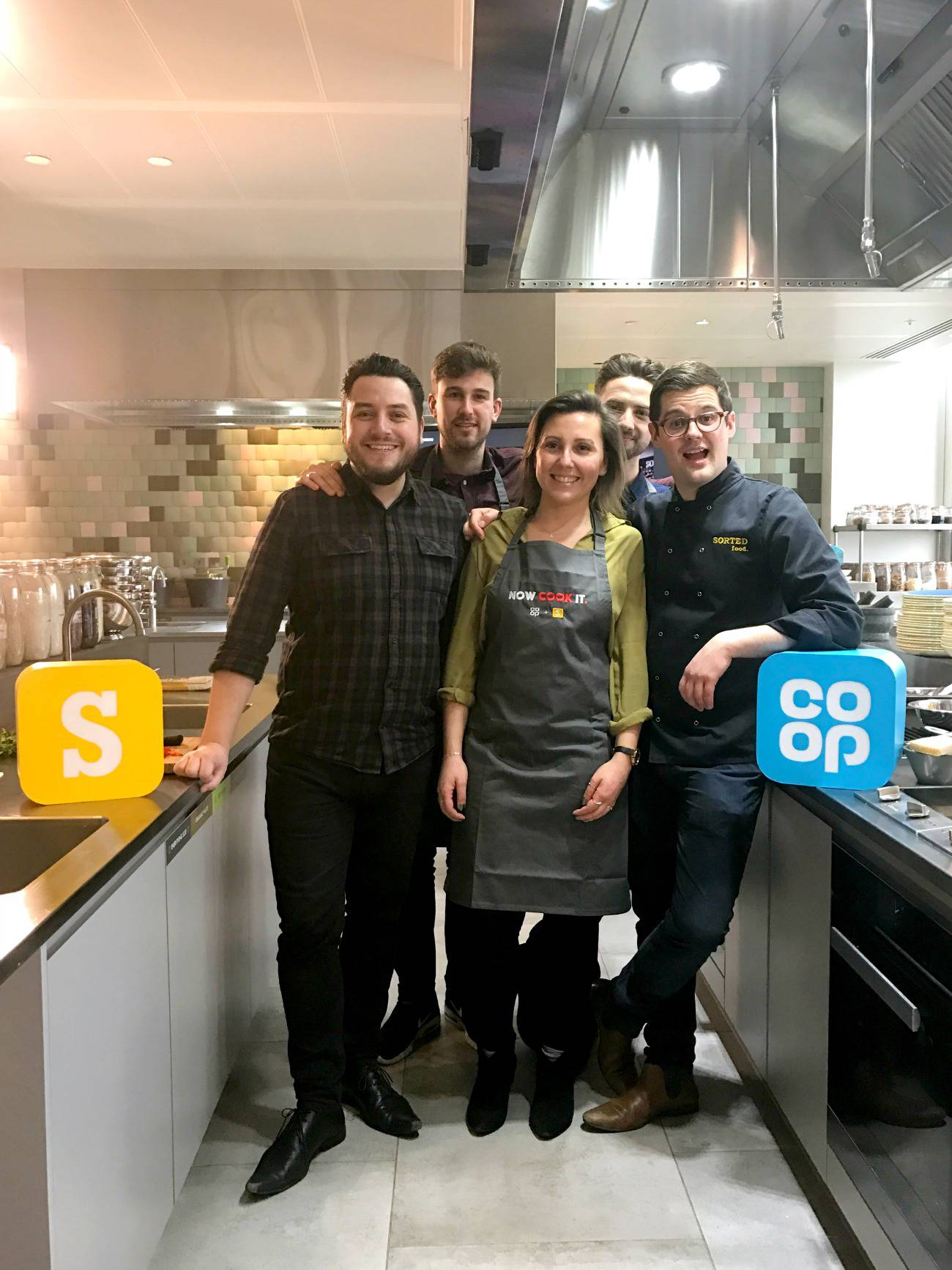 Learn how you can up your food game with SORTEDFood and Co-op with #NowCookIt
