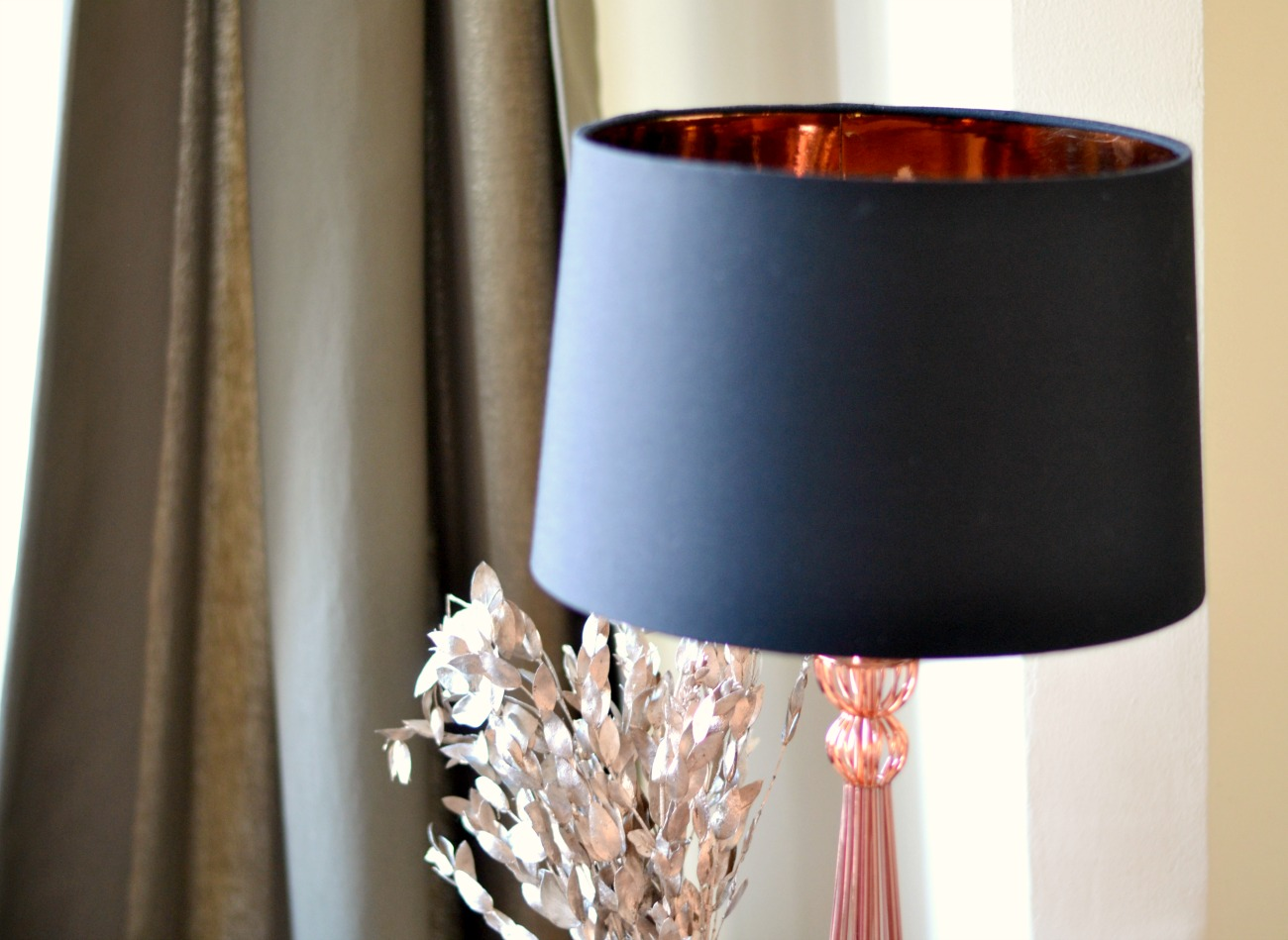 The Copper Table Lamp | First Choice Lighting Review
