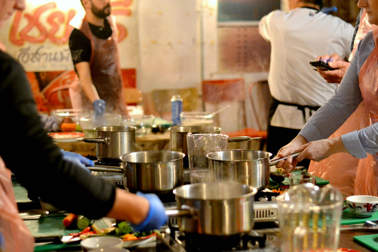 We did a Thai Cooking Class at Thaikhun Nottingham - find out what we thought about the food and the experience as well as what we cooked!