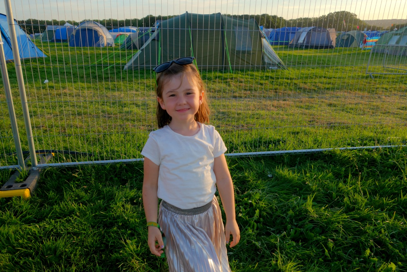 A Weekend Camping at Big Feastival - the Perfect Family Festival?