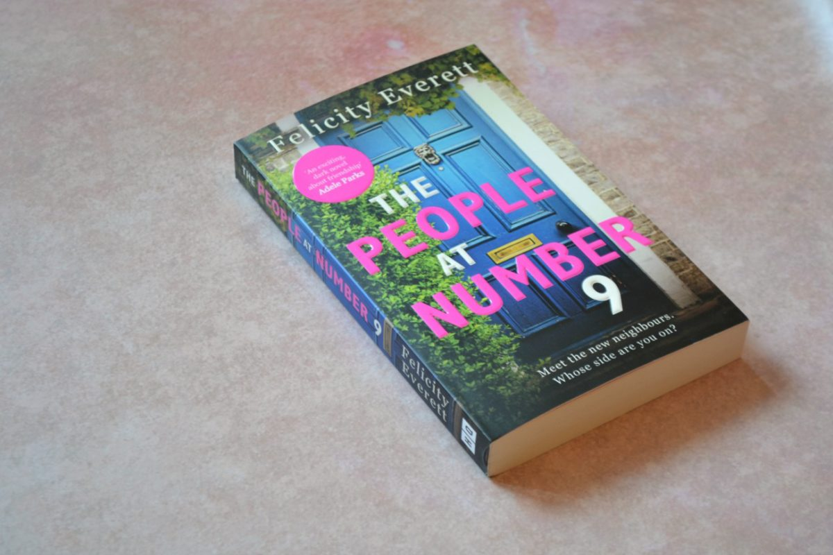 A Review of The People at Number 9, by Felicity Everett