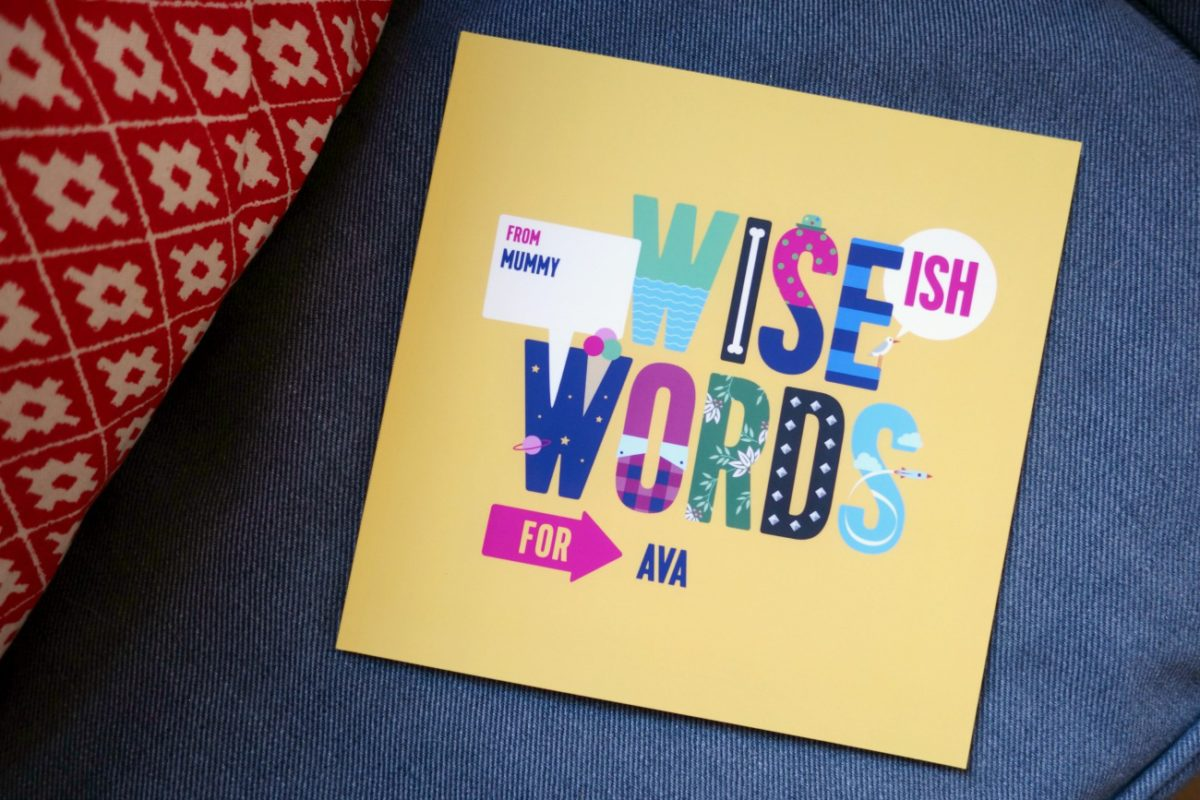 Wise(ish) Words For Kids | A Review and Giveaway