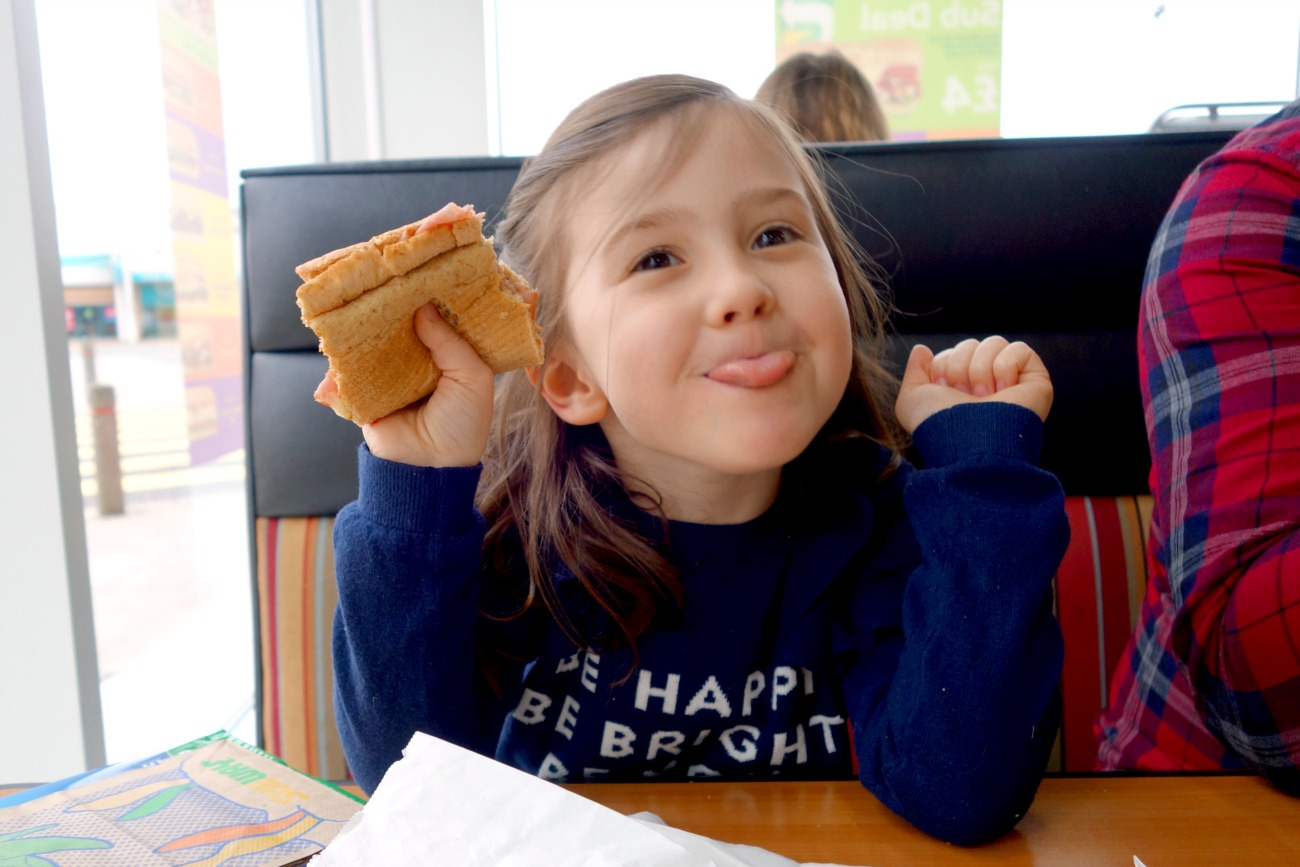 When All Kids Eat For Free >> The Kids Eat Free Day Out Challenge With Subway Ad