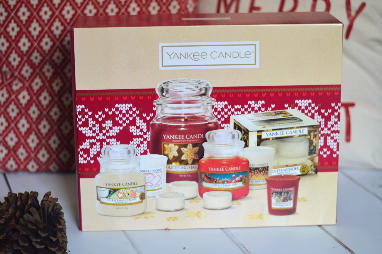 Win a Yankee Candle Christmas Gift Set | A Giveaway